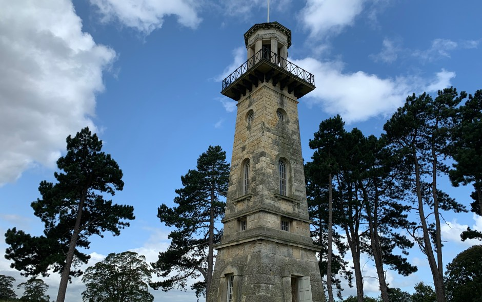 Grimston Park Tower, near Tadcaster, North Yorkshire