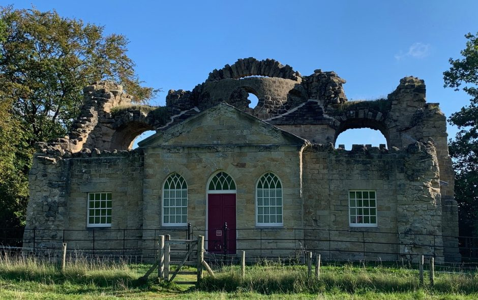 Pavilions in Peril part I: Pavilions Preserved