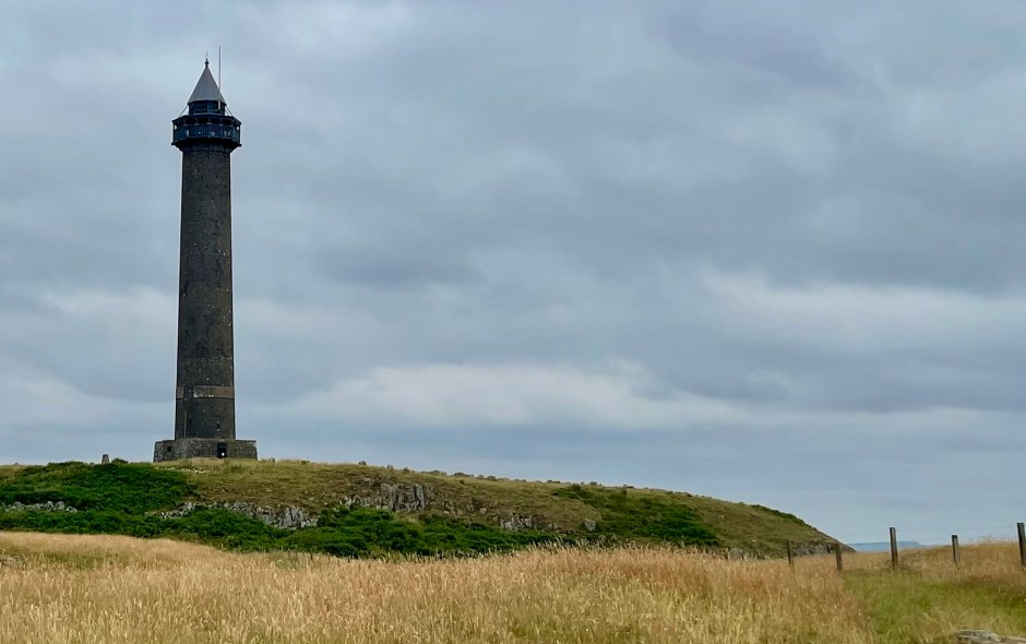 The Monument, Penielheugh, Borders, Scotland