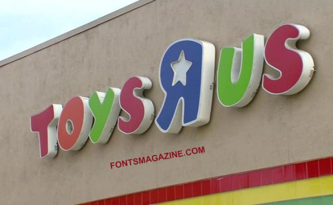 Toys R Us Font Download The Fonts Magazine