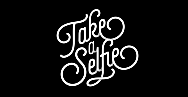 Selfie [5 Fonts]