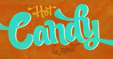 Candy Script [1 Font]