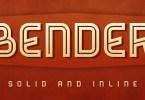 Bender [4 Fonts]