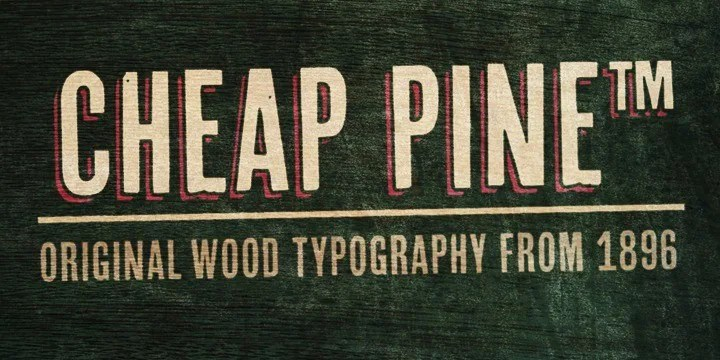 Cheap Pine