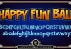 LHF Happy Fun Ball [2 Fonts]