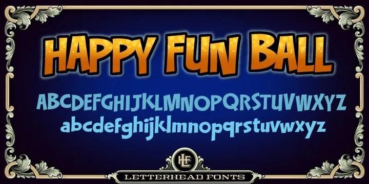 Lhf Happy Fun Ball