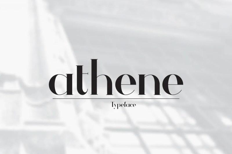 Athene Full Page