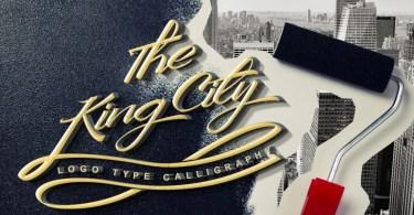 King City [1 Font]