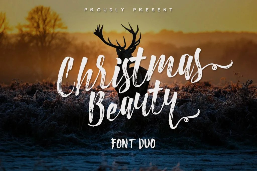christmas beauty font duo swashes 3 fonts the fonts master