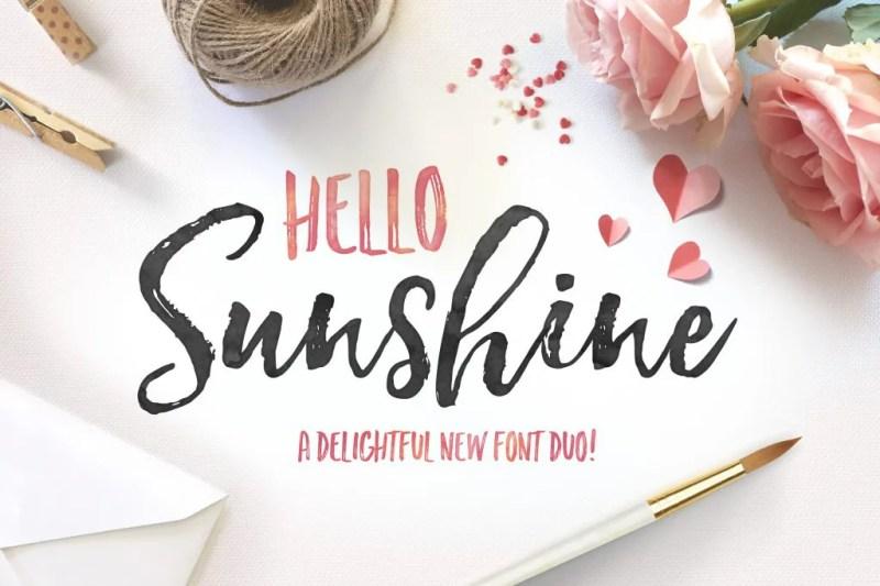 Sunshine2-O [Thefontsmaster.com]