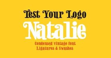 Natalie [3 Fonts]