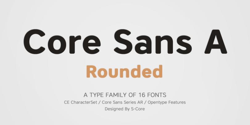 Core-Sans-Ar-Thefontsmaster-Com