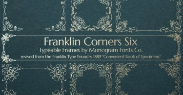 MFC Franklin Corners Six [1 Font]