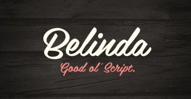 Belinda [1 Font]