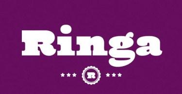Ringa [1 Font]