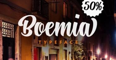 Boemia [1 Font]