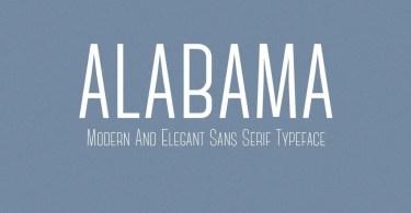 Alabama [2 Fonts]