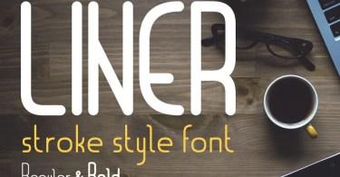 Liner [2 Fonts]