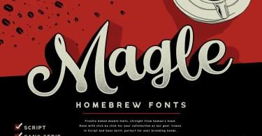 Magle [2 Fonts]