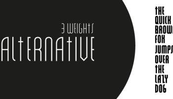 Alt Rogue [1 Font] | The Fonts Master