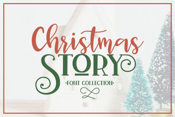 Christmas Story [5 Fonts] | The Fonts Master