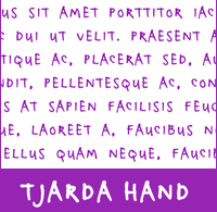 Tjarda Hand [4 Fonts]