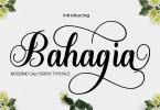 Bahagia [1 Font]