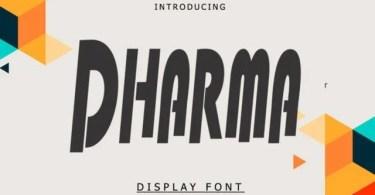 Dharma [1 Font]
