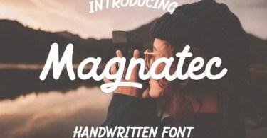 Magnatec [1 Font]