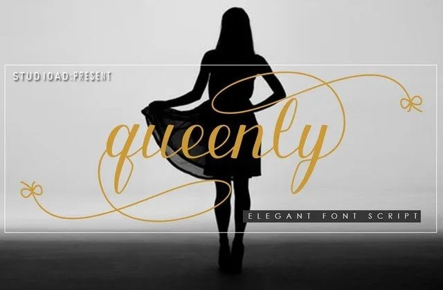 Queenly [1 Font] | The Fonts Master