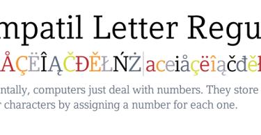 Compatil Letter Super Family [4 Fonts]