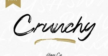 Crunchy [1 Font]