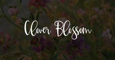 Clover Blossom [1 Font]