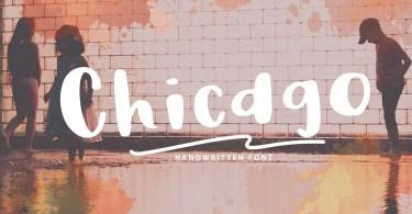 Chicago [1 Font]