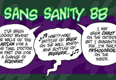 Sans Sanity BB [3 Fonts]