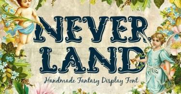 Neverland [2 Fonts]