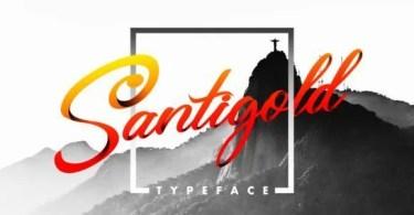 Santigold [1 Font]