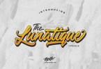 The Lunatique [1 Font]