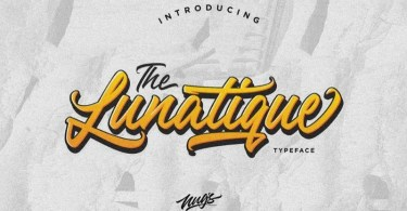 The Lunatique [1 Font]