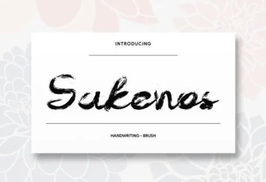 Sakenos [1 Font]