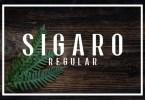 Sigaro [1 Font]