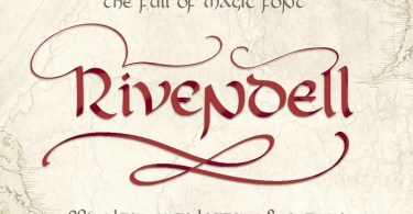 Rivendell [1 Font]