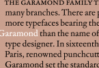 ATF Garamond Super Family [18 Fonts]