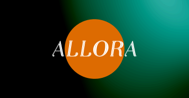 Allora [3 Fonts]