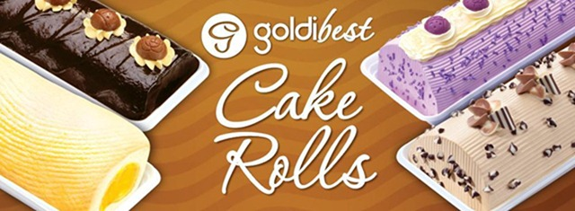 A Sweet Weekend With Goldilocks Cake Rolls