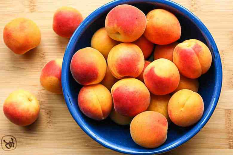 Apricots - Just picked