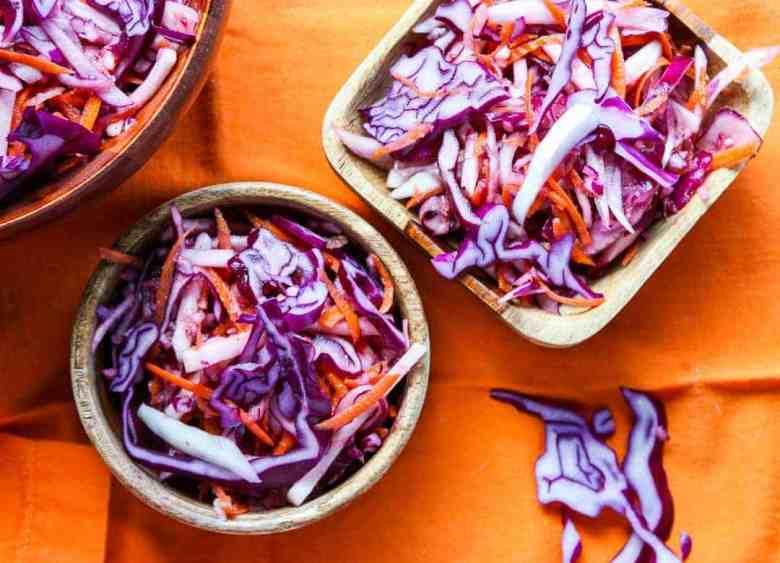 Fennel Cabbage Slaw