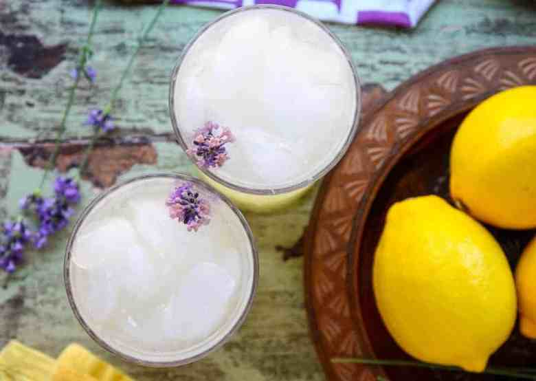 Lavender Lemonade – Lemonade Recipe