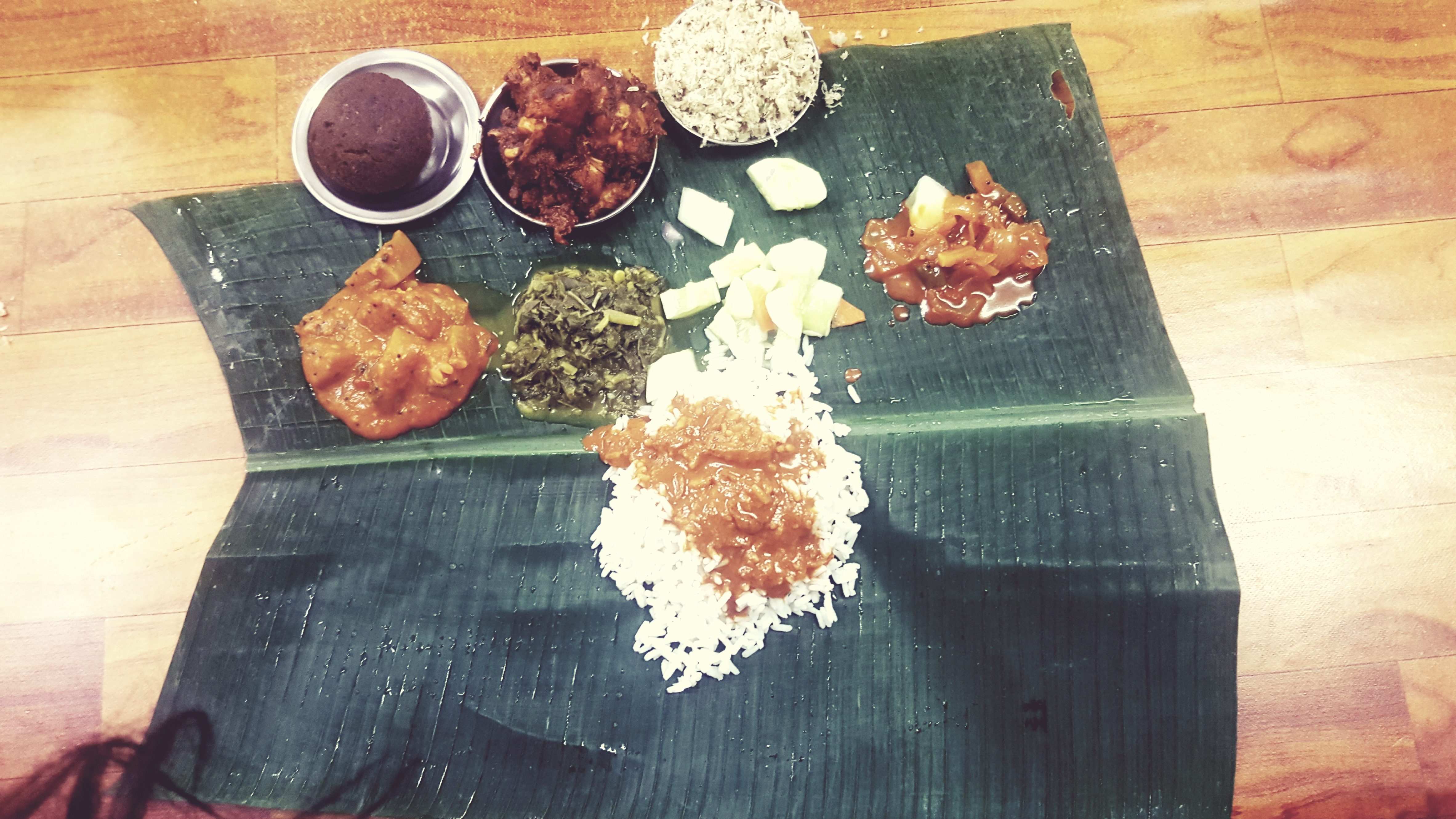 Sri Ganapathi Mess PJ Old Town – Delicious Indian food with