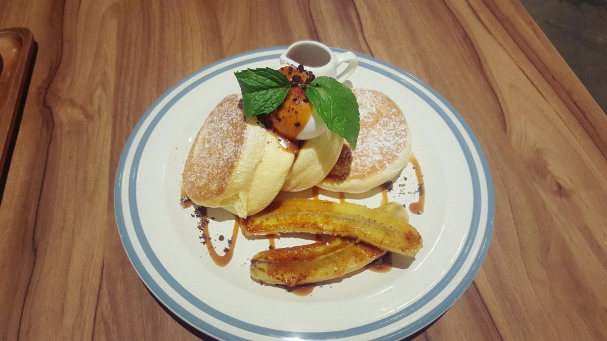 Souffle Dessert Cafe @ Puchong - Souffle Pancakes da bomb!
